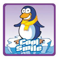 Marketing - Gadgets - Adesivi Cool Smile 100 pz