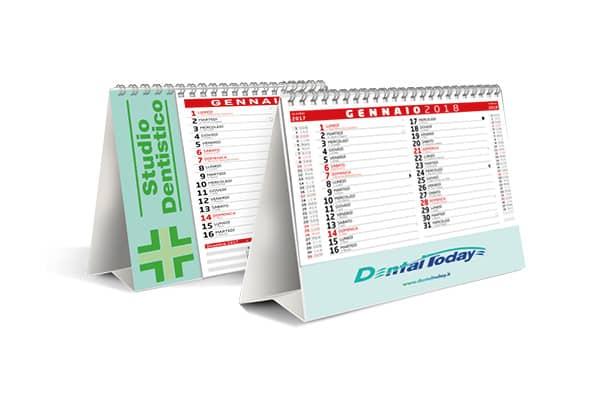 Stampa calendari personalizzati online