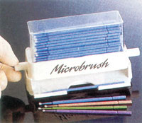 Accessori - Microbrush Dispenser