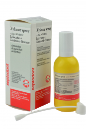 Medicamenti - Suture - Lidocaina Xylonor Spray  15% Flacone 36gr