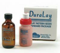Resine E Corone - Duralay Red Small 2 Oz.