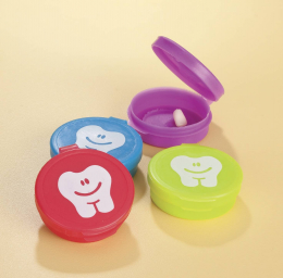 Marketing - Gadgets - Round Tooth Savers x 36 pz