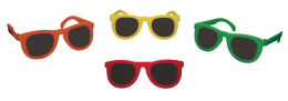 Marketing - Gadgets - Occhiali Kids Sunglasses 24 pz