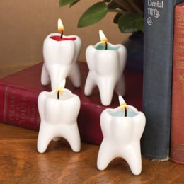 Marketing - Gadgets - Candela Molar Vase mini x 4 pz