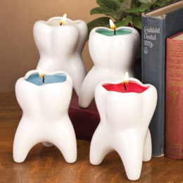 Marketing - Gadgets - Candela Molar Vase 1 pz