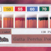 Endodonzia - Guttaperca Color Coded Ass.45-80 x 120 pz