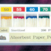 Endodonzia - Paper Points Color C.60 x200